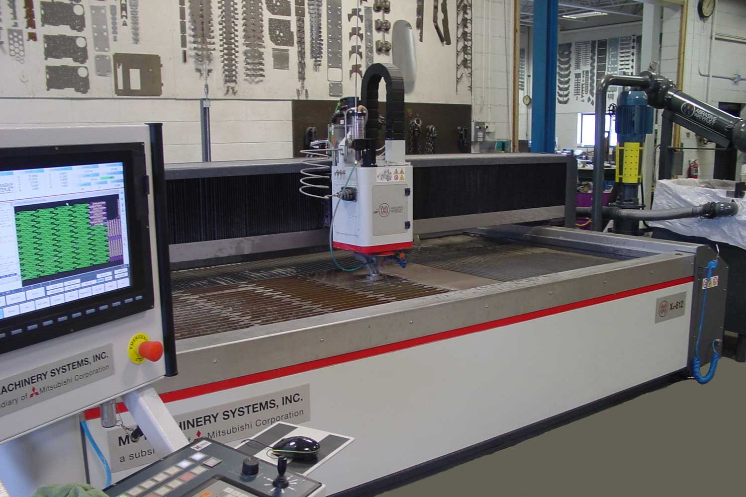 Waterjet Cutting Services | Water Jet Cutting Services | MIRO