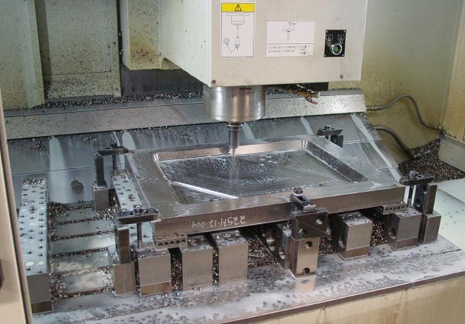 Machining Capabilities, Monolith Engines Inc, cnc machining services
